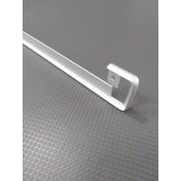Стикова планка для стільниці EGGER пряма колір алюміній